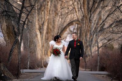 Los Poblanos Farm Winter Wedding