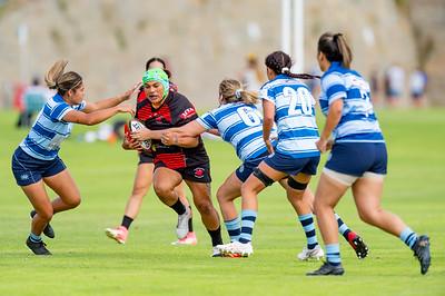 ATA Womens Rugby Cottesloe vs Kalamunda 10.04.2021