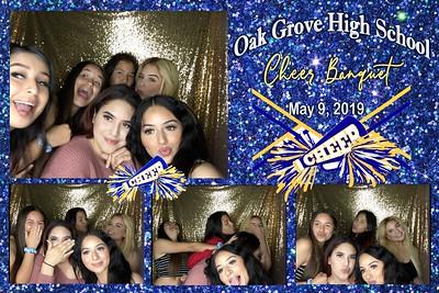 OGHS Cheer Banquet 2019