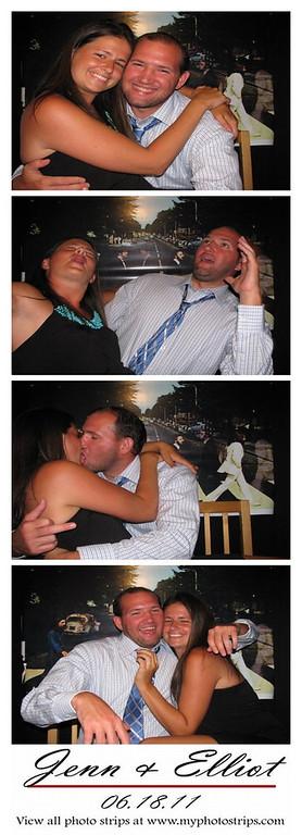 Jenn & Elliot (6-18-2011)