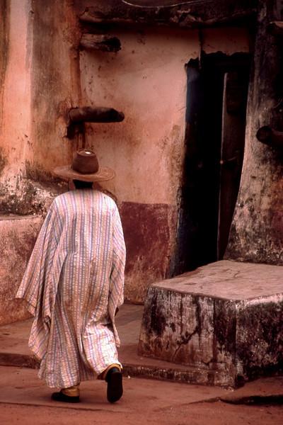 GRAND MOSQUE - BOBO DIAOULASSO, BURKINA FASO