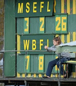 Under 17's - Match 2 - MSEFL v WBFL