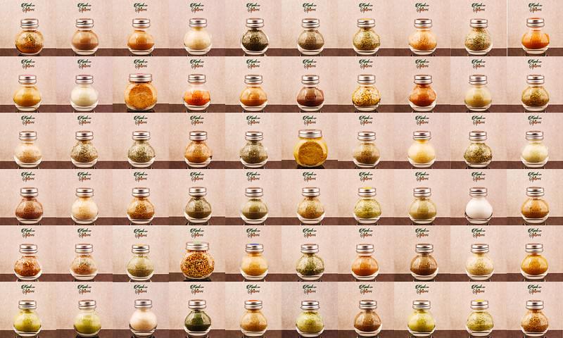 Custom Spices - Product Photos
