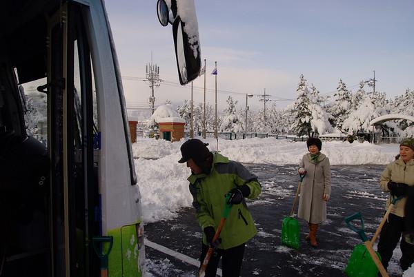 2011.12.9 Snow day