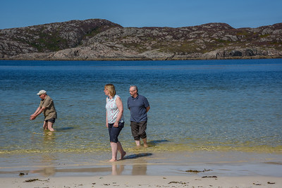Wester Ross Holiday, Day 3: Achmelvich Beach