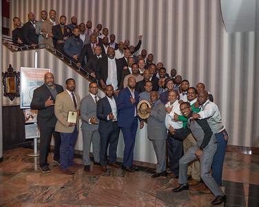 Nu Theta's 40th Anniversary - Alpha Phi Alpha Fraternity, Inc.