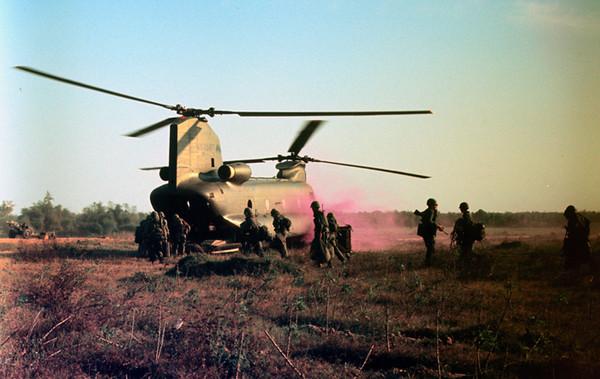 """""""A"""" Battery 67-68 Vietnam"""