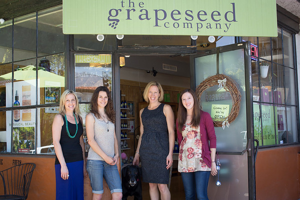 The Grapeseed Team