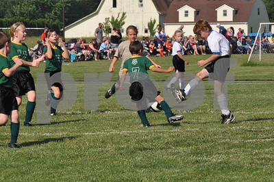 Princeton Youth Soccer  Games, May 19, 2012