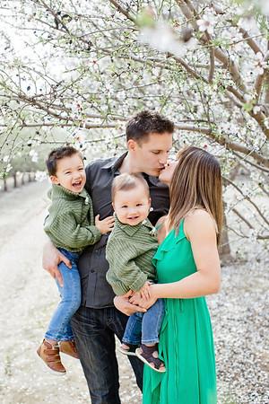 Jess Taylor & Family 2021