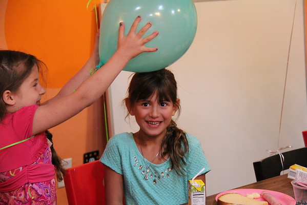 Aria Deeb Turns 7