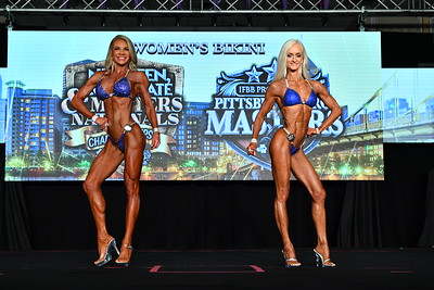 Bikini Masters 55+ Overall