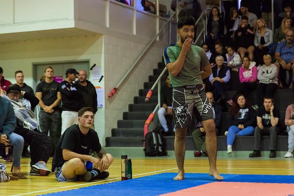 Combat Jiu Jitsu | 30 March 2019 | Italian Club Hobart