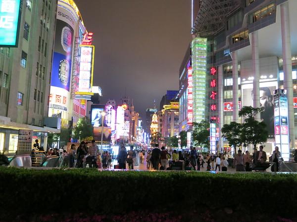 Nanjing Road - Shanghai, China