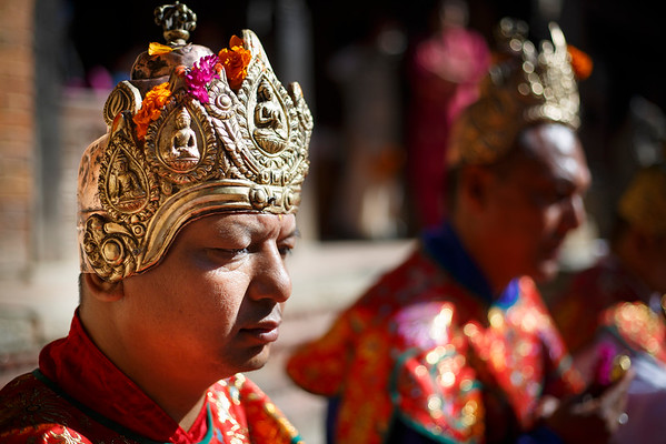 Crowns of the Vajra Masters
