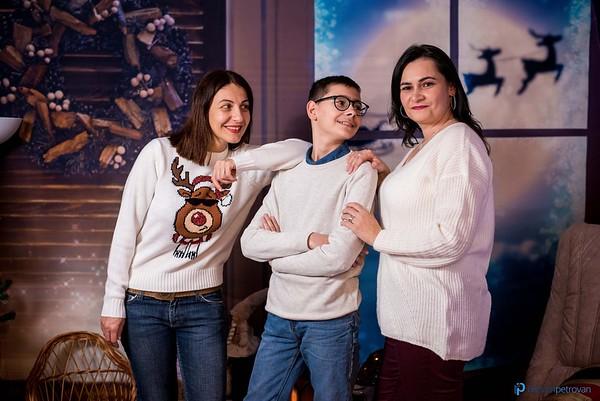Alexandra, Bianca & Gabriel