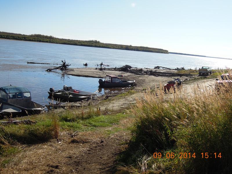 Nulato Boat Launch