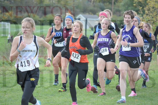 Iowa Star Cross Country Meet 10-11-18
