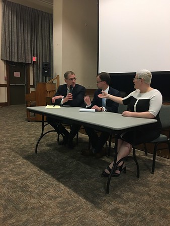 Downers Grove Town Hall Meeting