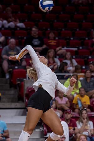 ISU Volleyball Cardinal n Gold 08/17/19