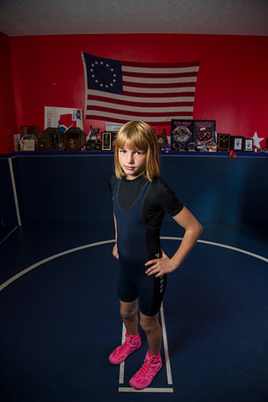 MGM 1112 Wrestler Emily Schilson