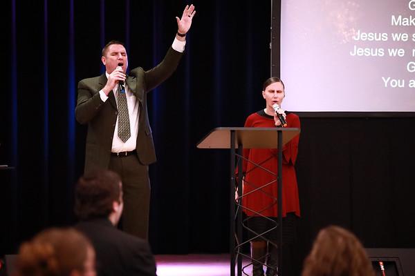 Nova Church Worship Service - January 12, 2020