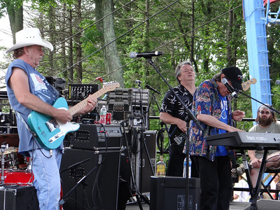 COMMANDER CODY - ROCK, RIBS AND RIDGES ,  NJ  JUNE 2013