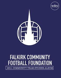 falkirk football community foundation 2011s