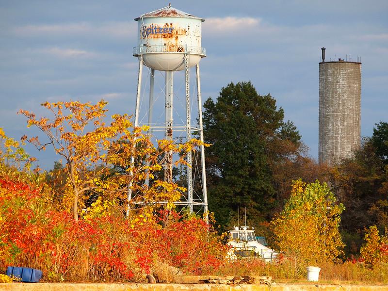 Fall in Lorain, Ohio