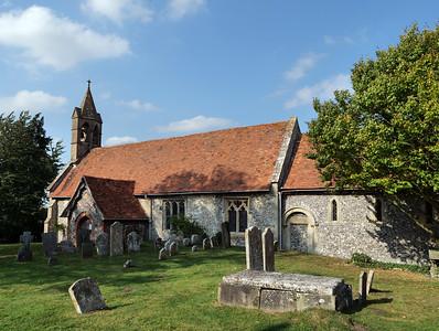 St Mary The Virgin, Church of England, Church Lane, Ipsden, OX10 6AE