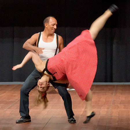 The Performances, Heather Schreiber and Dave Lopez