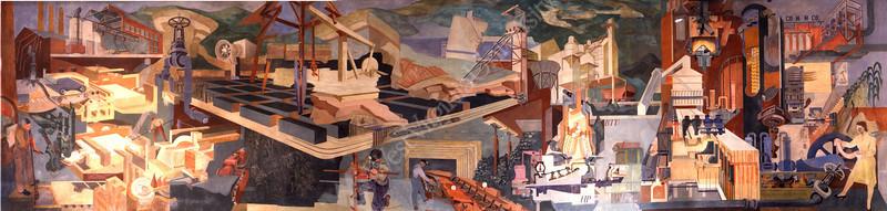 Lepper mural