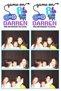 Darren's 8th Birthday