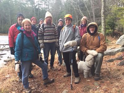 December 28 Wednesday Hike