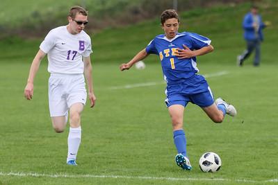 Boys JV Soccer vs Buffalo