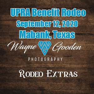 Rodeo Extras