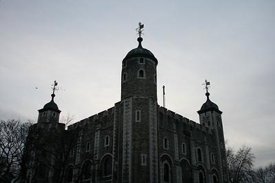 Tower of London - London England (January 2008)