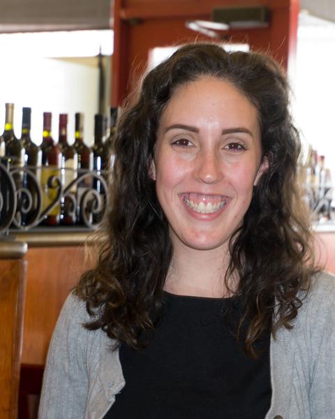 Rachel's Graduation from SFSU, May 2015