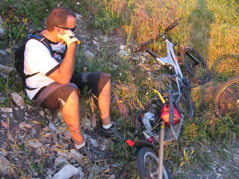 20080417022-New Millenium Trail, trailwork, Ed.JPG