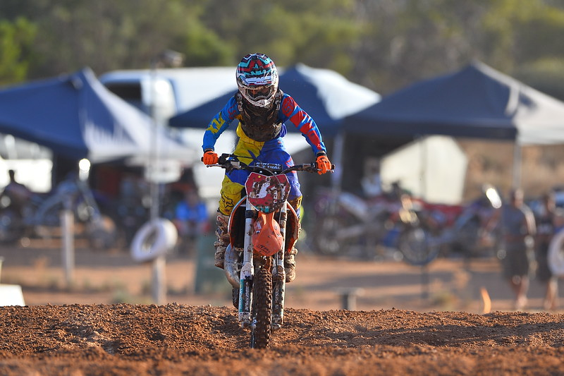 MotoX arena racing (twilight meeting)