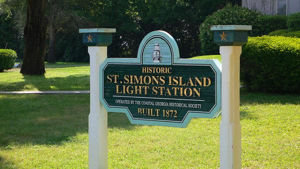 St Simons Island Light Station