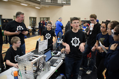 2016 Dec - Robotics Tournament