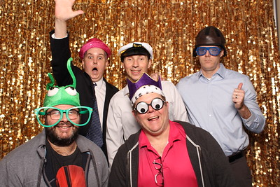 Dave's 50th Surprise Party @ Tega Cay Golf Club 02.01.2020