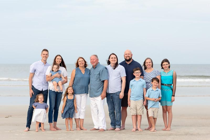 The Allen Family