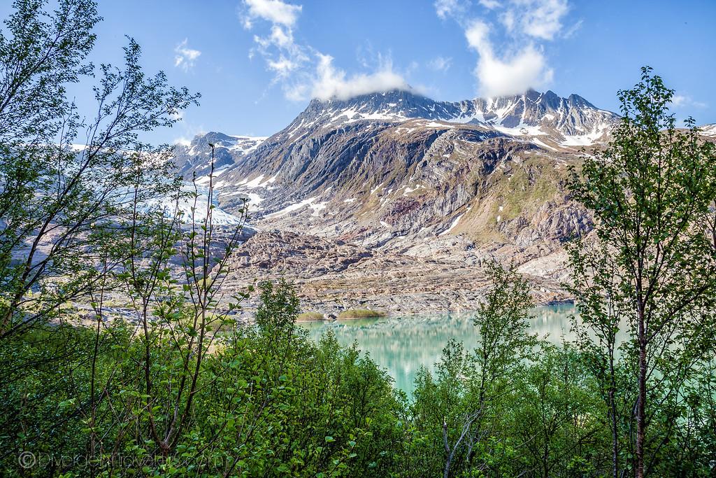 Norway pictures - Svartisen - Lina Stock