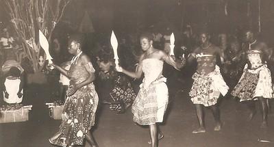 1957 - Festa Grande no Dundo