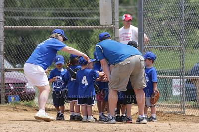 Coach Dave Maxwell *T10-ROYAL* 4/5 Yrs Old
