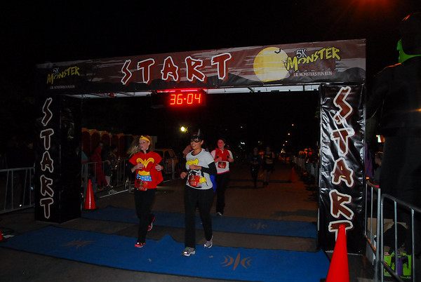 Monster Dash 2013