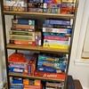 Connie's Puzzle Shelf