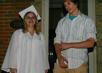 Jodi's Graduation Photos